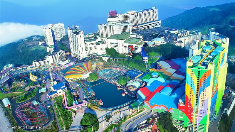 Genting Highlands in Malaysia